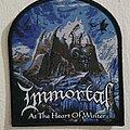 Immortal - Patch - Desecration of souls