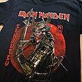 Iron Maiden - TShirt or Longsleeve - Iron Maiden Senjutsu Album Shirt
