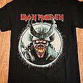 Iron Maiden - TShirt or Longsleeve - Iron Maiden The Writing On The Wall Shirt