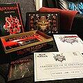 Iron Maiden - Tape / Vinyl / CD / Recording etc - Iron Maiden Senjutsu Limited Edition Fan Club Box