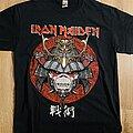 Iron Maiden - TShirt or Longsleeve - Iron Maiden Senjutsu Shirt
