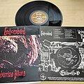 "Entombed - Tape / Vinyl / CD / Recording etc - Entombed Wolverine Blues 12"" LP"