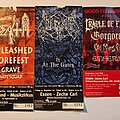 Unleashed - Other Collectable - Old Concert tickets