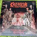 Kreator - Tape / Vinyl / CD / Recording etc - Terrible certainty LP