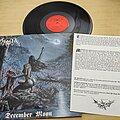 Morbid - Tape / Vinyl / CD / Recording etc - Morbid December Moon LP
