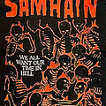 Samhain - TShirt or Longsleeve - Samhain - We All Want Our Time In Hell - T-shirt