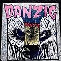 Danzig - Pin / Badge - Danzig - Thrasher Magazine interview pin