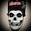 Misfits - Other Collectable - Misfits Fiend Vacuform Mask