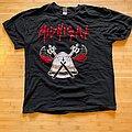 Midnight - TShirt or Longsleeve - Midnight - Metal Blade Records Battle Axes - T-shirt