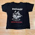 Onslaught - TShirt or Longsleeve - Onslaught - Power From Hell T-shirt