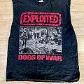 The Exploited - TShirt or Longsleeve - The Exploited - Dogs of War T-shirt