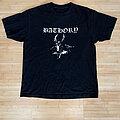 Bathory - TShirt or Longsleeve - Bathory - logo t-shirt