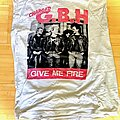 Gbh - TShirt or Longsleeve - GBH - Give Me Fire - T-shirt