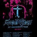Saint Vitus - TShirt or Longsleeve - Saint Vitus - 35th Anniversary Tour t-shirt