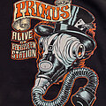 Primus - Hooded Top - PRIMUS - Alive at Pachyderm Station zip-up hoodie