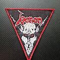 Venom - Patch - Venom - Black Metal Triangle Patch