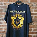 In Flames - TShirt or Longsleeve - In Flames 2003 Reroute To Remain Tour T-shirt