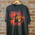 Ozzy Osbourne - TShirt or Longsleeve - Ozzy Hitchhiking To Hell 98 Ozzfest Shirt