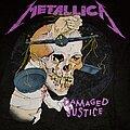 Metallica - TShirt or Longsleeve - Damaged Justice (reprint)
