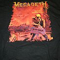 Megadeth - TShirt or Longsleeve - Peace Sells.... but who's buying