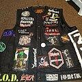 Slayer - Battle Jacket - Metal Battle Vest