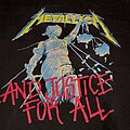 Metallica - TShirt or Longsleeve - ...And Justice for All (reprint)