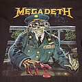 Megadeth - TShirt or Longsleeve - Rust In Peace (Reprint)