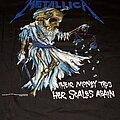 Metallica - TShirt or Longsleeve - Tips her scales again (reprint)
