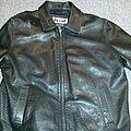 Nine Inch Nails - Battle Jacket - nine inch nails Leather Jacket (custom made)