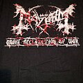 Mayhem - TShirt or Longsleeve - Grand Declaration of War