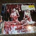 Cannibal Corpse - Tape / Vinyl / CD / Recording etc - Eaten Back to Life (screw up)