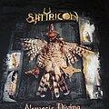 Satyricon - TShirt or Longsleeve - Nemesis Divina (Track List)