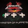 Metallica - TShirt or Longsleeve - Master of Puppets (purple reprint)