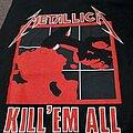 Metallica - TShirt or Longsleeve - Kill' em All (2020 reprint)