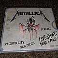 Metallica - Tape / Vinyl / CD / Recording etc - Live Shit  Binge & Purge (CD/DVD)