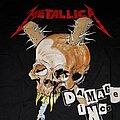 Metallica - TShirt or Longsleeve - Damage Incorporated (Reprint)