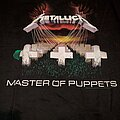 Metallica - TShirt or Longsleeve - Master of Puppets (white reprint)