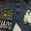 Battle Jacket - Kutte Shorts