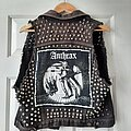 Anthrax - Battle Jacket - Studded Crust Jacket