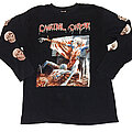 Cannibal Corpse - TShirt or Longsleeve - Cannibal Corpse L/S 'Tomb of the Mutilated'