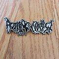 Rotting Christ - Pin / Badge - Rotting Christ Enamel Pin