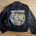 Iron Maiden - Battle Jacket - Iron Maiden Piece of Mind tour jacket 1983