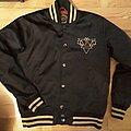 Kadaver - Battle Jacket - Kadaver satin quilted jacket