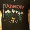 Rainbow - TShirt or Longsleeve - Rainbow - Difficult to Cure tour shirt