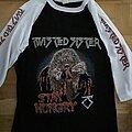 Twisted Sister - TShirt or Longsleeve - Twisted Sister raglan  t shirt 1984