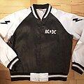 AC/DC - Battle Jacket - AC/DC satin bomber jacket