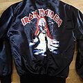 Iron Maiden - Battle Jacket - Iron Maiden - Maiden Japan silk jacket