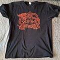 Grimner - TShirt or Longsleeve - Grimner (from Sweden) - black t-shirt with logo