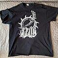 "Grai - TShirt or Longsleeve - Grai - Black t-shirt ""Logo, wheat and raven"""