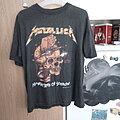 Metallica - TShirt or Longsleeve - Metallica - Harvester of Sorrow